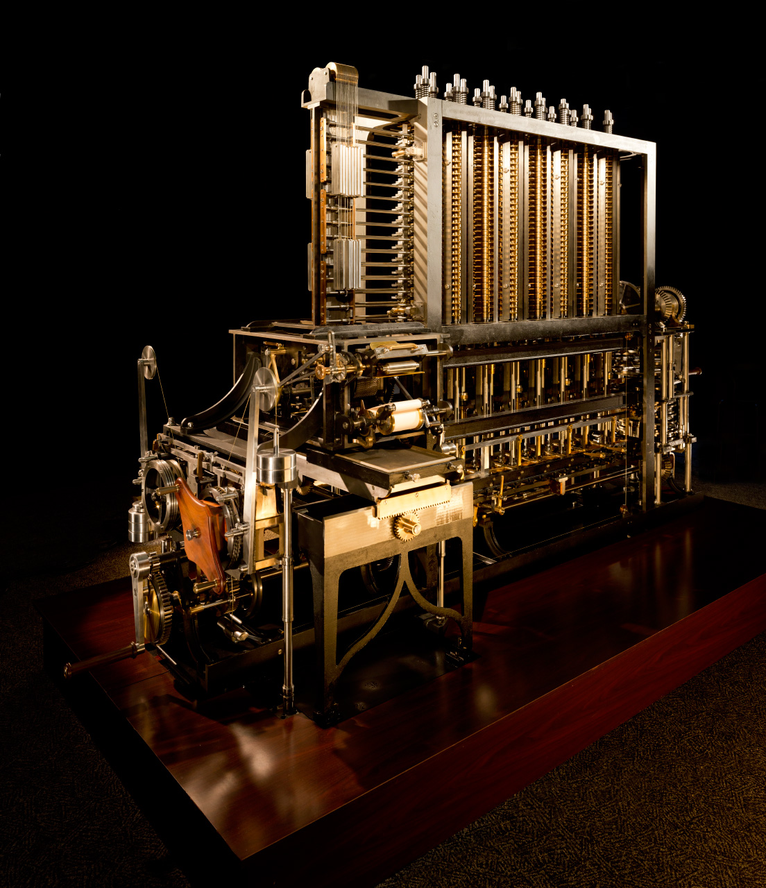 Made up in Britain: Computer : Charles Babbage 1825 |The Difference Engine