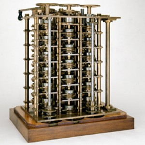 Difference engine fragment