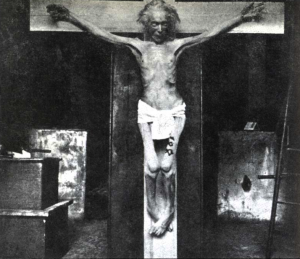 Pierre Barbet's Crucified Cadaver